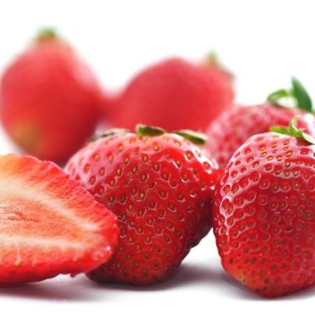 Aardbeien pot 13 cm