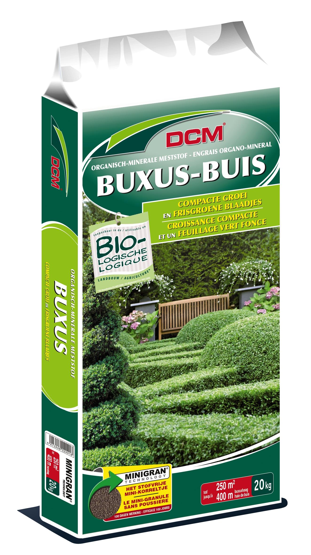 Dcm Organisch-Minerale meststof Buxus.