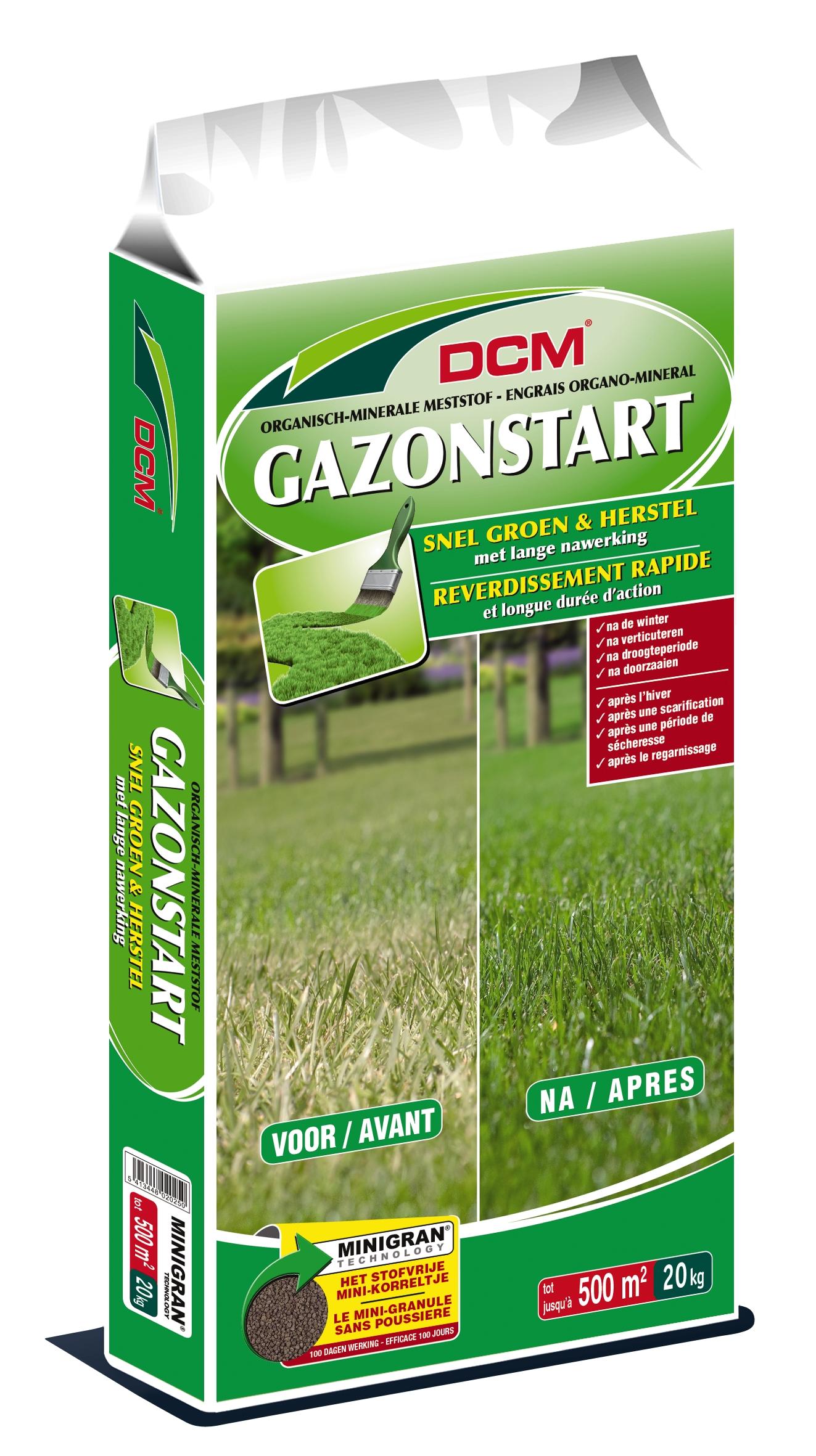 Dcm Gazonmeststof Gazonstart