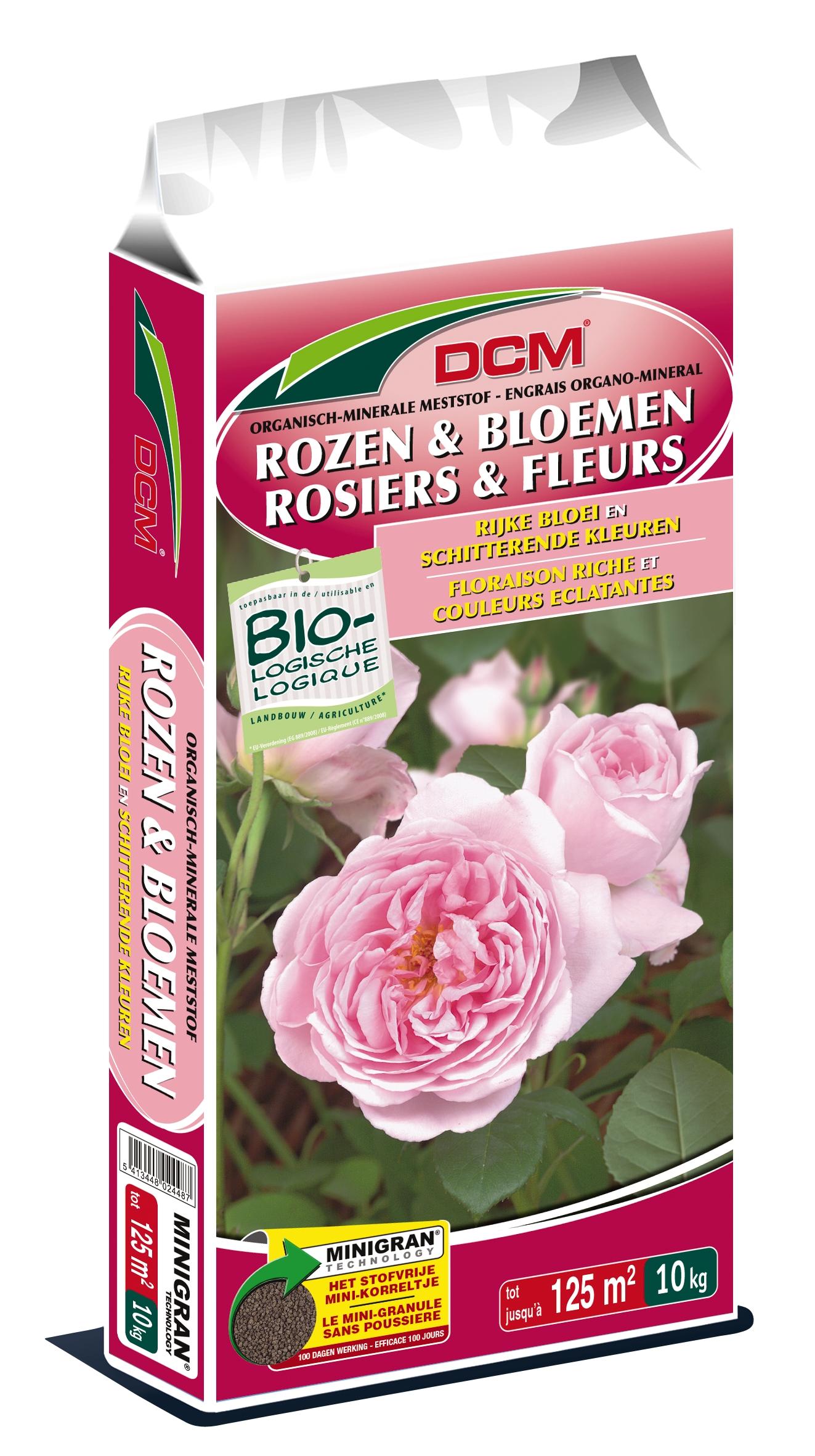 Dcm Organisch-Minerale meststof Rozen & Bloemen