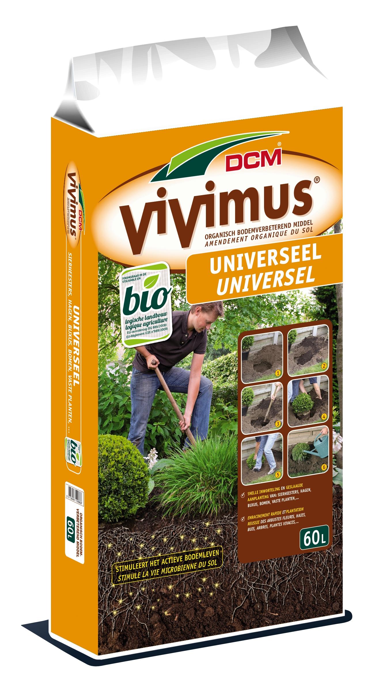 Dcm Vivimus Universeel