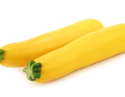 Gele courgette -