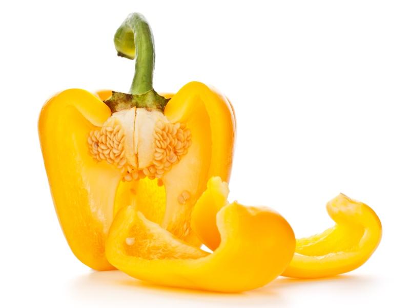 Paprika geel -