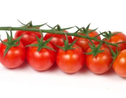 Cherry tomaat - groene asperge