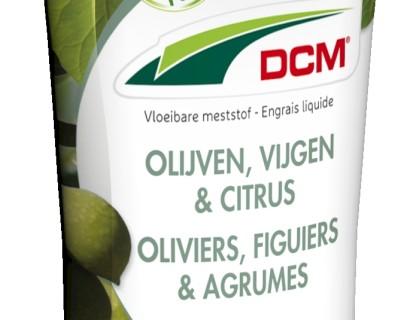 Dcm potgrond en meststoffen, de beste basis voor je mediterrane planten.
