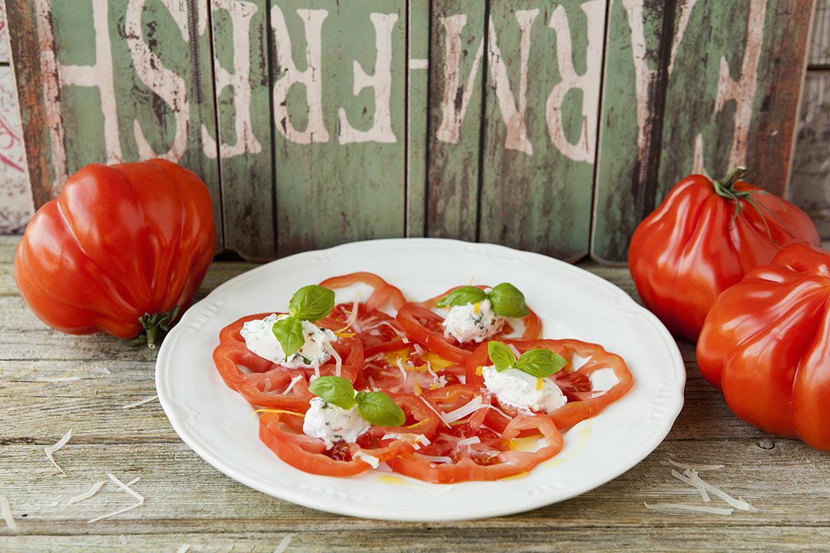 soorten tomatenplanten