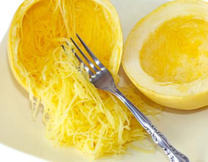 Spaghetti pompoen -